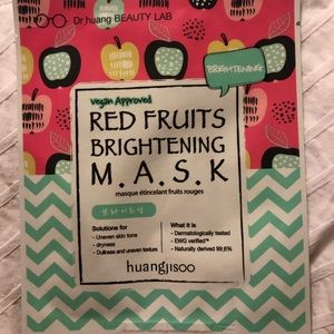 Two amazing Dr. Huag face masks